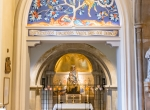 Restored Shrine of Our Lady of Caversham at Our Lady and St Anne's Roman Catholic Church, Reading - pics by Paul Johns