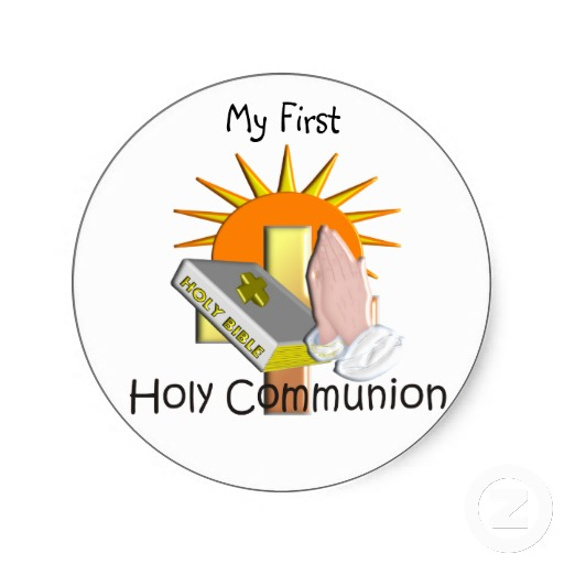 First Holy Communion - Church of Our Lady and St Anne